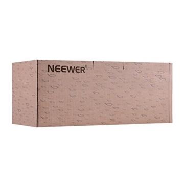 Neewer 190cm Beleuchtung Unterstützung Fotografie für Reflektor, Softbox, Licht, Regenschirm und Hintergrund - 2