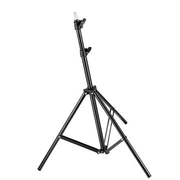 Neewer 190cm Beleuchtung Unterstützung Fotografie für Reflektor, Softbox, Licht, Regenschirm und Hintergrund - 3