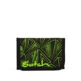 Satch Geldbeutel - Münzfach, Geldscheinfach, Sichtfenster - Green Bermuda - Black - 1