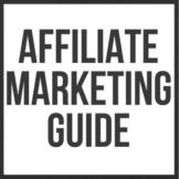 Affiliate Marketing Guide - 1